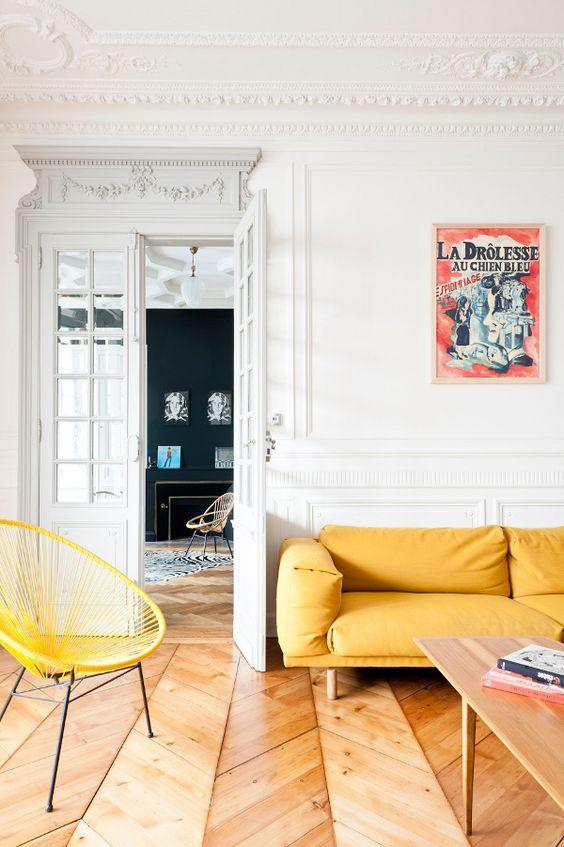 © Julien Fernandez - Bordeaux - Francia. Appartement a Bordeaux. Architetto d'interni: Fusion D.