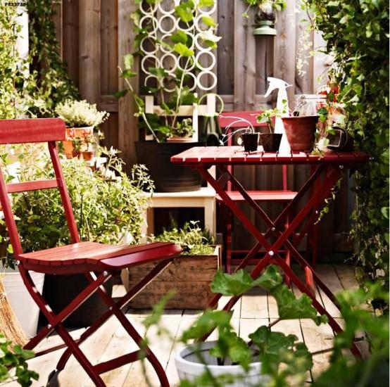 non c'è niente di più primaverile del verde, piantalo sul tuo balcone per sentirti fuori città