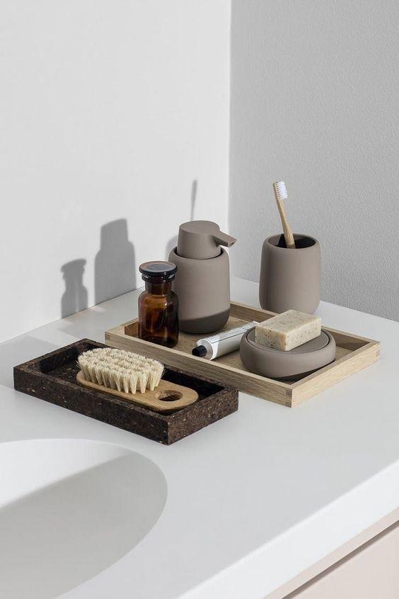 accessori fantastici faranno sembrare il tuo bagno una vera spa