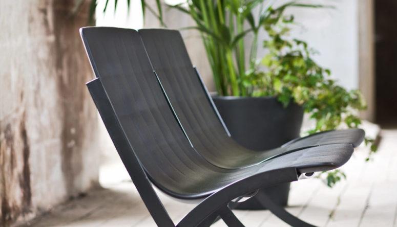 Le sedie sono molto comode e ti godrai sicuramente l'aria fresca e la luce del sole seduti fuori su di esse
