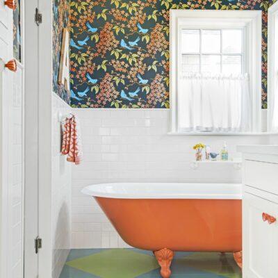 creative e audaci per piastrelle da bagno