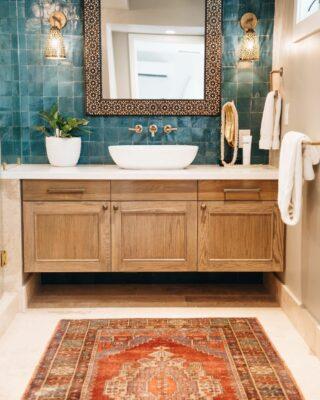 bagno marocchino arredo