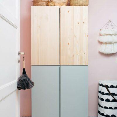 hack creativi e accattivanti per il mobile IKEA Ivar