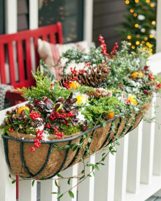 Balconi natalizi