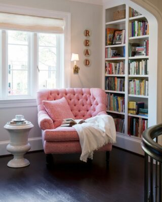 sedie da lettura incredibilmente comode