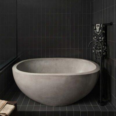 Vasche da bagno in pietra