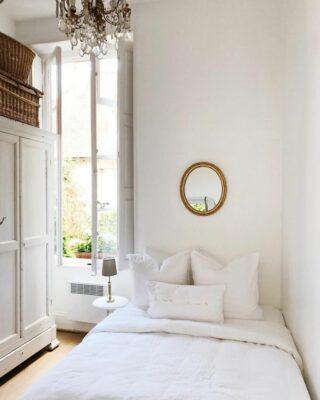 camera da letto parigina arredamento idee