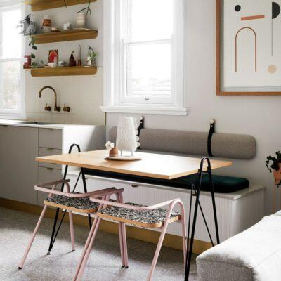 semplici soluzioni di arredo per piccoli spazi