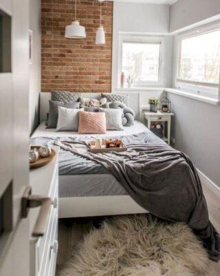 8 consigli pratici su come ingrandire una piccola camera da letto