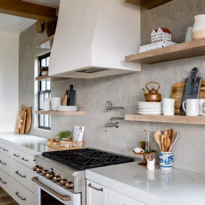 Cucine in stile scandinavo (nordico)