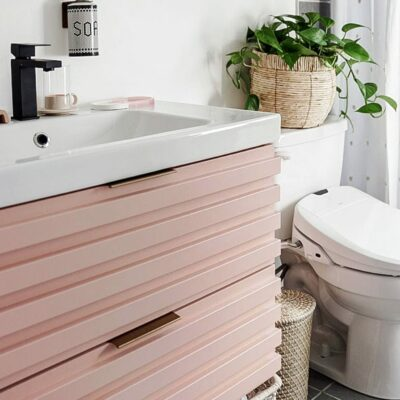 IKEA hack: 25 idee creative e funzionali per il bagno