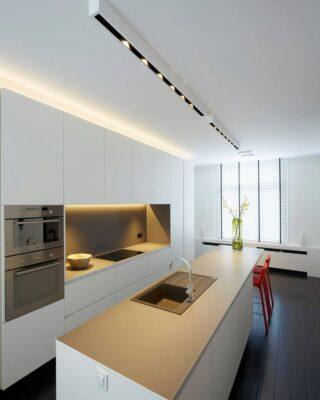 tipi di illuminazione della cucina